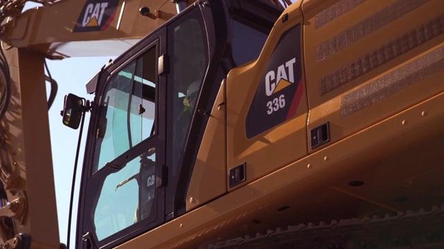 CAT 336 & CAT 730 (TEASER)