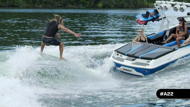 Introducing the All-New 2019 Axis Wake Research A22