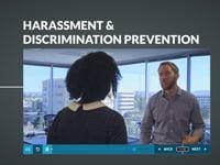 Online Harassment & Discrimination Prevention Training from EVERFI