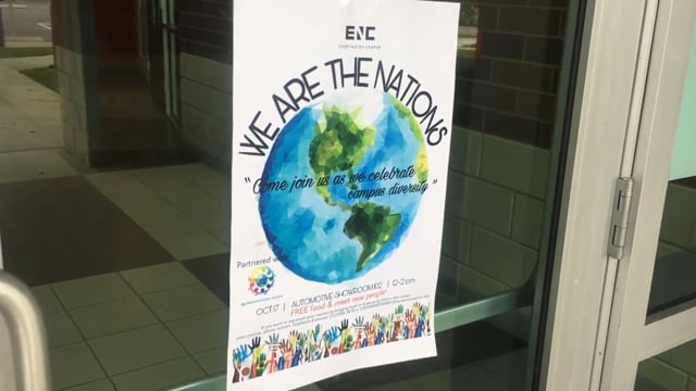 ENC International Day at Seminole State College 2017