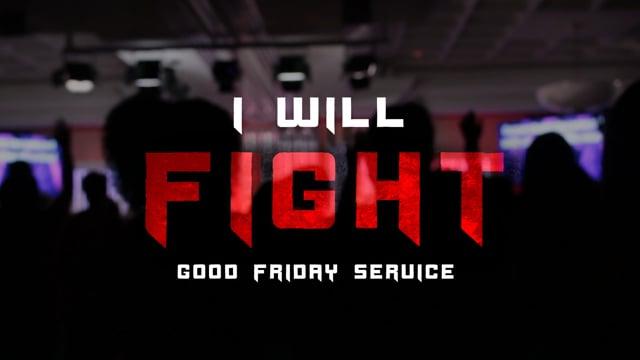 ENC + SWAG Good Friday Service 2017 Recap