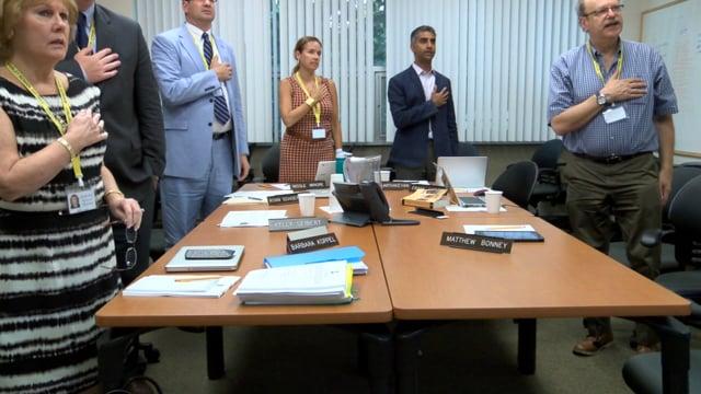 Board Meeting 8/28/18