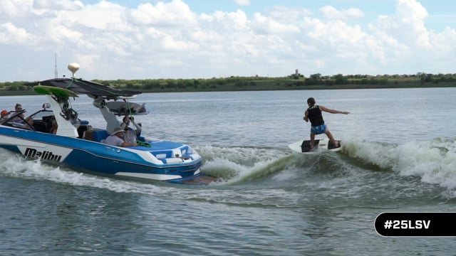 DFW Surf the Lake and 2019 Malibu Boats 25 LSV Release