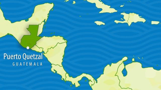 Puerto Quetzal, Guatemala - Port Report