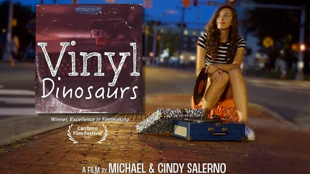 Vinyl Dinosaurs