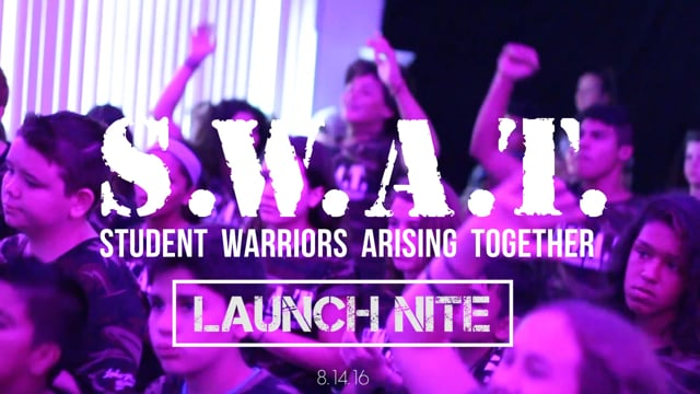SWAT Ministry Launch Night 08.14.2016