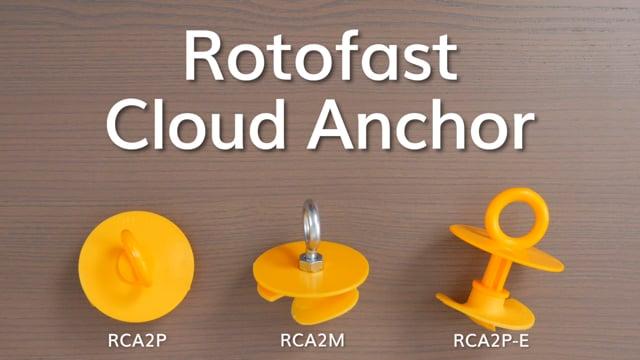 Rotofast Cloud Anchor Installation Video