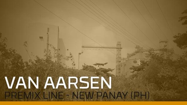 Van Aarsen - Premix Line - New Panay