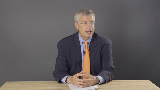 ABL Prize Interview — Howell Jackson — Financial Regulation on Vimeo