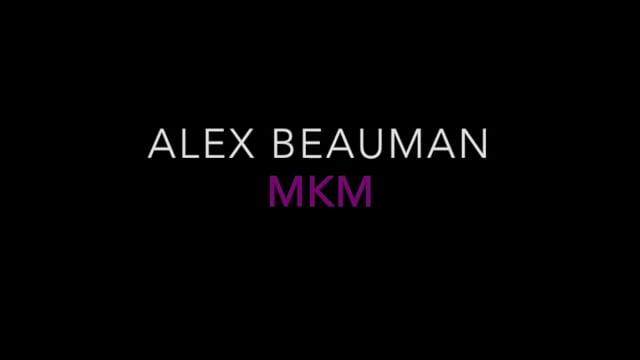 Showreel for Alex Beauman