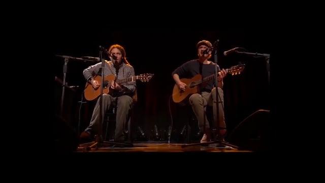 Simon & Jan am 16.11. um 20.15 Uhr im Kulturforum