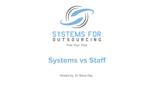 Systems Vs Staff