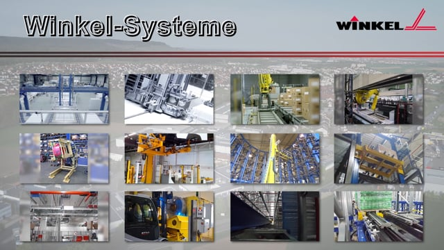 WINKEL Portfolio - WINKEL-Systeme kompakt dargestellt