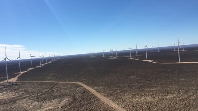Khobab and Loeriesfontein wind farm