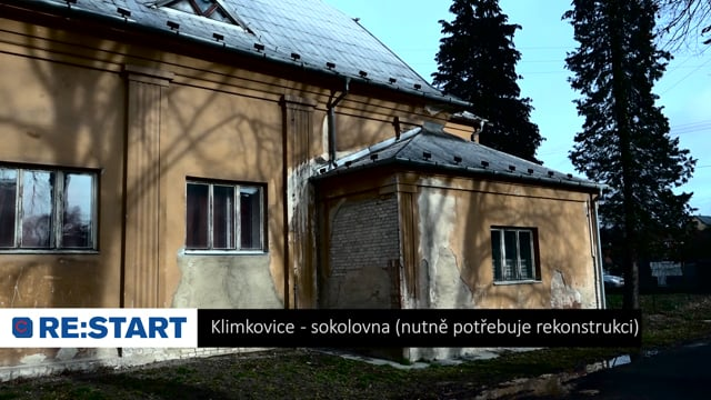 Brownfieldy trápí nejednu obec v Moravskoslezském kraji, díky programu RE:START mají naději...