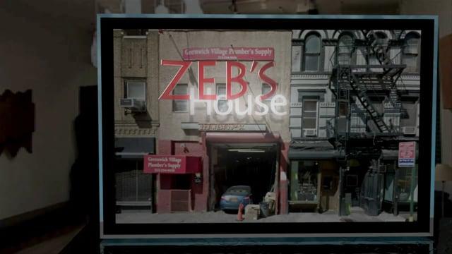 Zeb's House Promo