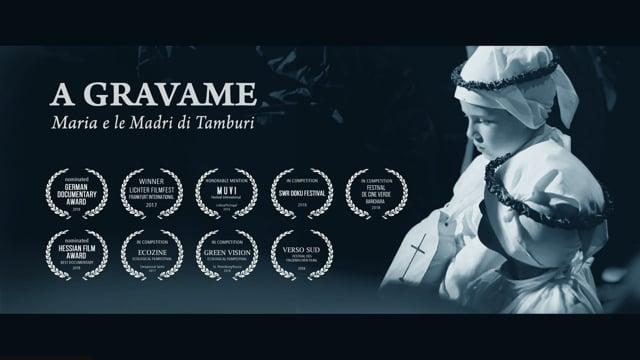 """Documentario """"'A GRAVAME - Maria e le Madri di Tamburi'"""""""