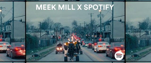 MEEK MILL x SPOTIFY