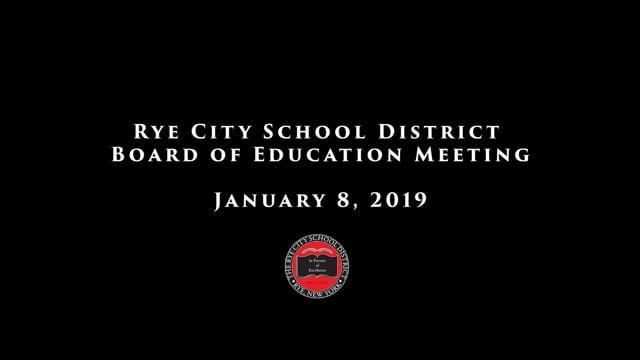 RCSD BOE 1-8-2019