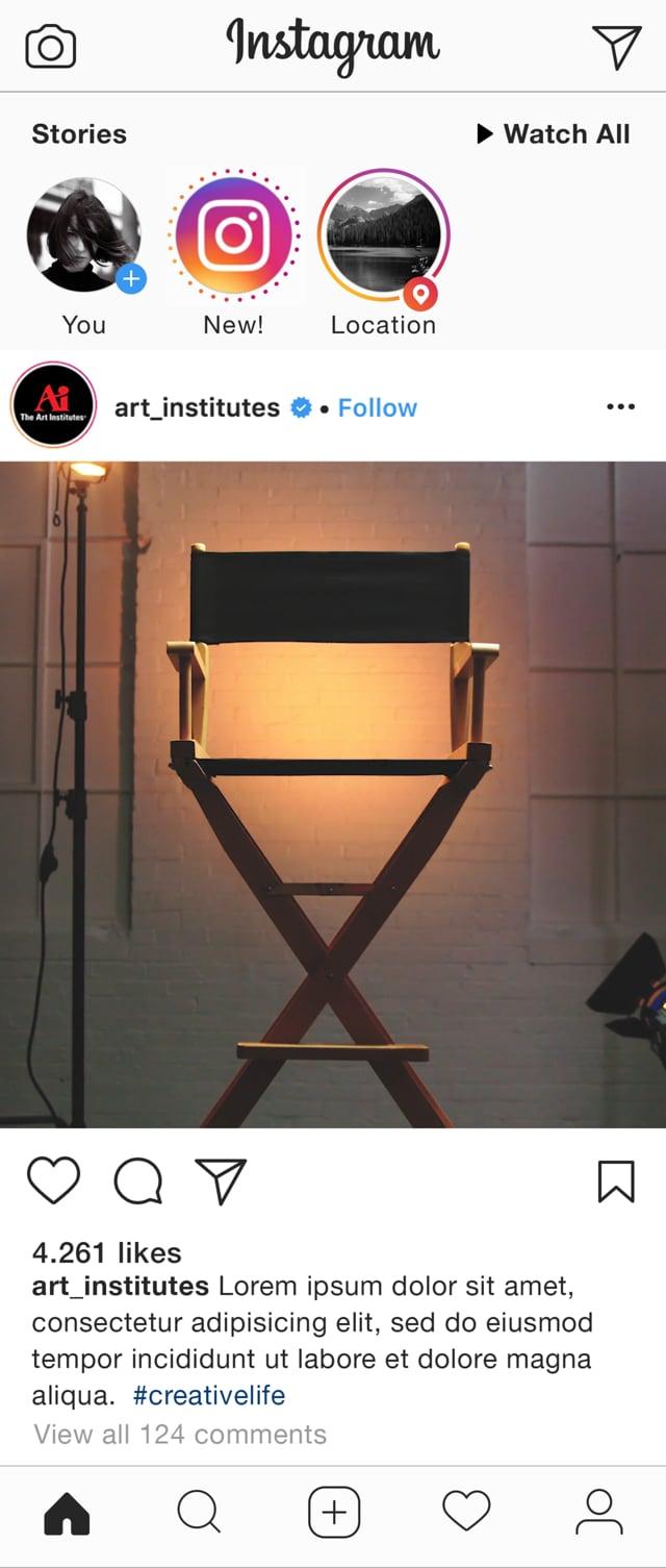 The Art Institutes – Filmmaking – Social Video