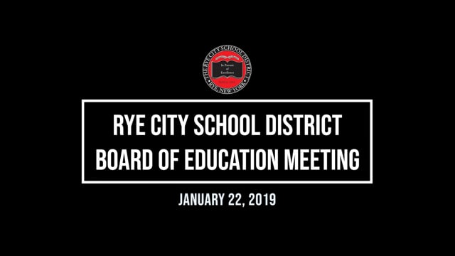 RCSD BOE 01-22-2019
