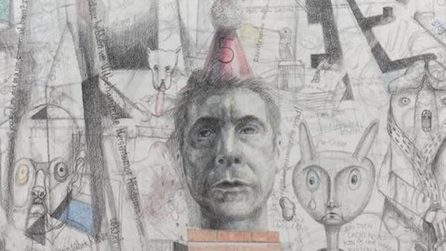 """Niels Janssen, """"ik probeer mijn hele hebben en houwen in de tekeningen te gooien"""""""