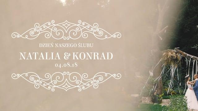 Natalia i Konrad