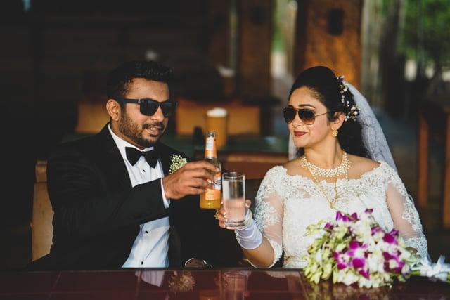 The Dream Destination Wedding Film in Goa | Priya - Vicky
