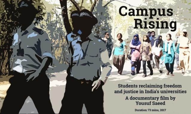 Campus Rising documentary