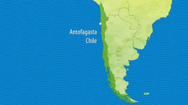 Antofagasta, Chile - Port Report