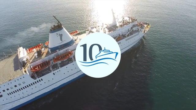 10 Years of Logos Hope