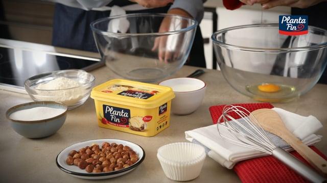 Cupcake recette Planta Fin