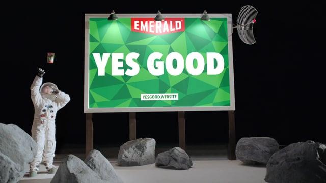 'Yes Good'<br><br>Client Snyder's of Hannover<br>Agency Barton F. Graf