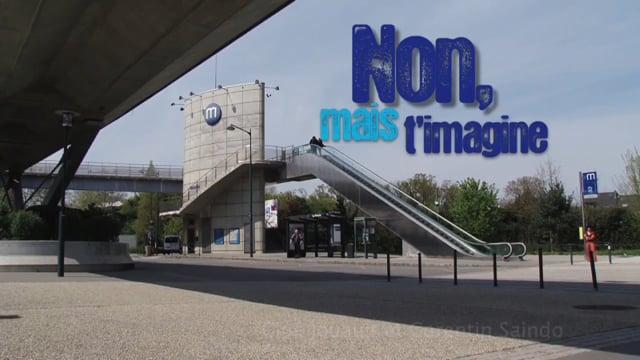 Danger station Fréville