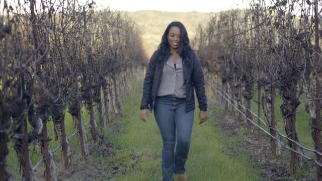 Women Behind The Wine - Brenae Royal