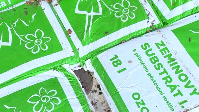Zahájení prodeje pytlovaného kompostu a substrátu