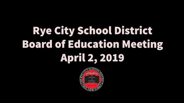 RCSD BOE 04-2-2019