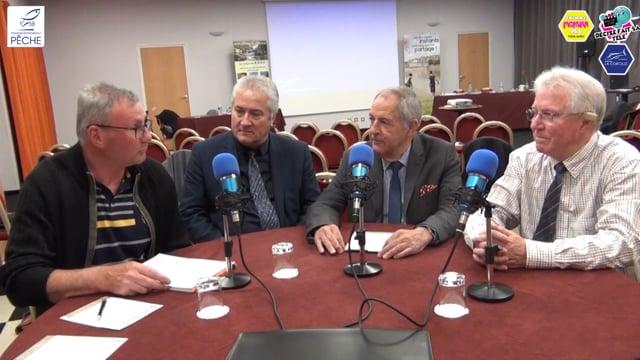 CONGRES 2019 DE L'EGHO A MAGNY COURS, INTERVIEW DES PRESIDENTS DE L'EGHO ET DE LA FEDERATION NATIONALE