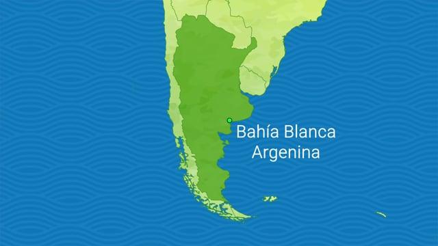 Bahía Blanca, Argentina - Port Report