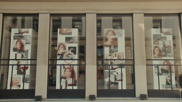 Vitrines Clash de Cartier Vendôme