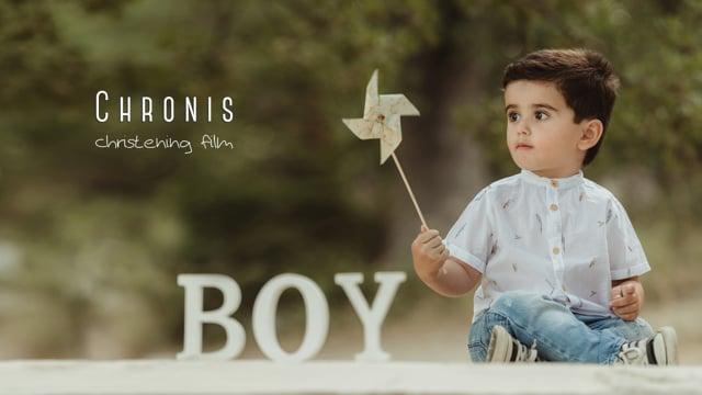 Chronis | christening film