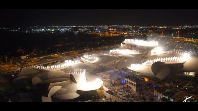 Qatar National Museum - Opening Ceremony