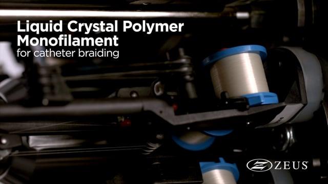 LCP Monofilament for Catheter Braiding