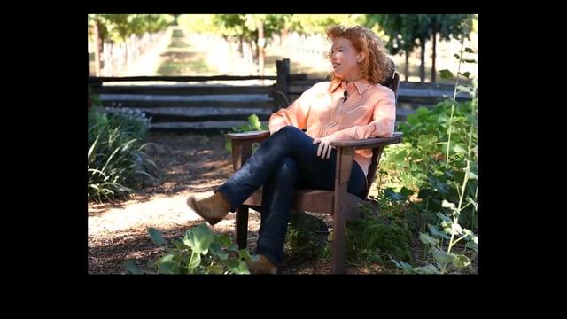 Kate MacMurray at the MacMurray Vineyards (4:37)