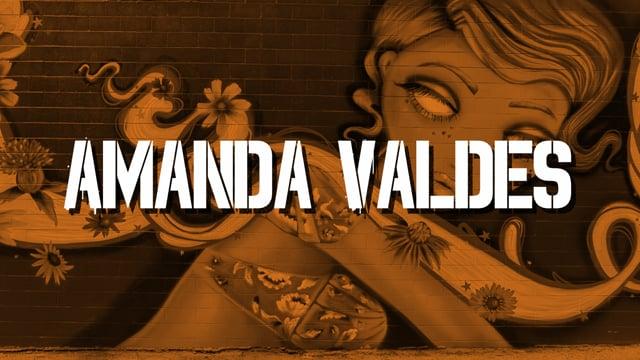 BEHIND THE MURAL - Episode 1: Amanda Valdes