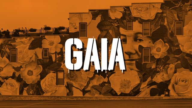 BEHIND THE MURAL - Episode 4: Gaia
