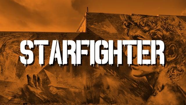 BEHIND THE MURAL - Episode 5: Starfighter