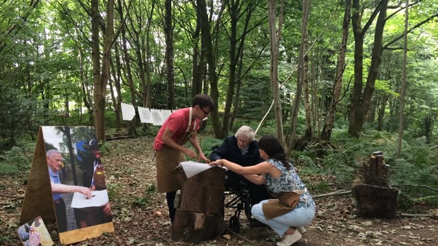 Video thumbnail image for: 'Art Adventures in Nature at Erskine Bishopton'