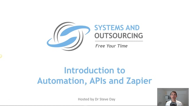 Introduction to Automation & Zapier