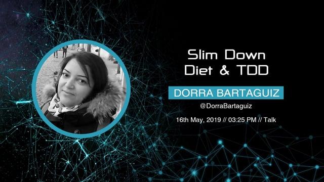 Dorra Bartaguiz - Slim Down Diet & TDD